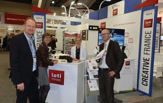 Leti To Demonstrate New Curving Technology That Improves Performance Of Optical Components @ Photonics West